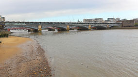Blackfriars Bridge stock photo