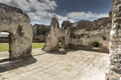 Blackfriars fördärvar Arundel västra Sussex Arkivbilder