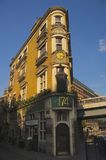 Blackfriars pub Art Nouveau Stock Photo