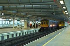 Blackfriars train station, London Stock Image