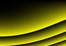 Blackgreen Hintergrund Lizenzfreie Stockfotografie
