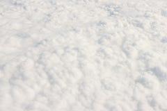 Blackground di struttura delle nuvole Immagini Stock