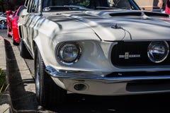 Blackhawk汽车和咖啡2014年7月6日 免版税图库摄影