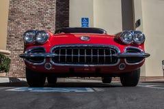 Blackhawk bilar och kaffe Juli 6th 2014 Arkivbild