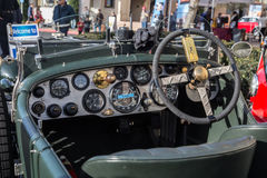 Blackhawk Cars and Coffee Car Show in Danville Stock Photos