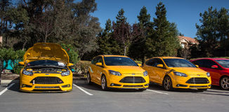 Ford Focus ST Royalty Free Stock Image
