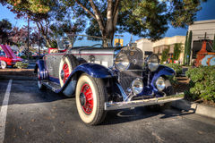 Blackhawk Cars and Coffee Danville Ca Royalty Free Stock Photography