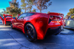 Blackhawk Cars and Coffee Danville Ca Stock Photography