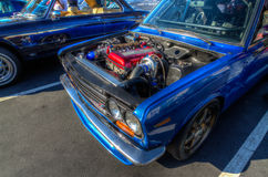 Blackhawk Cars and Coffee Danville Ca Royalty Free Stock Photos