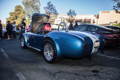 Blackhawk Cars and Coffee Danville Ca Stock Image