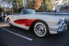 Blackhawk Cars and Coffee Danville Ca Stock Photo