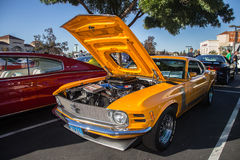 Blackhawk Cars and Coffee Danville Ca Stock Images