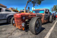Blackhawk Cars and coffee July  6th 2014 Royalty Free Stock Photography