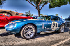 Blackhawk Cars and coffee July  6th 2014 Stock Photography