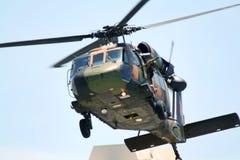Blackhawk Chopper Royalty Free Stock Photos