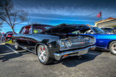 Blackhawk coffee and cars April 6th 014 Stock Photos