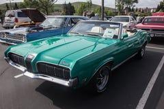 Blackhawk coffee and cars May 4 2014 Stock Photo
