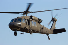 Blackhawk helicopter Royalty Free Stock Photography