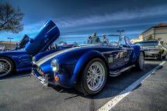Blackhawk kawa Kwiecień 6th 014 i samochody Fotografia Stock