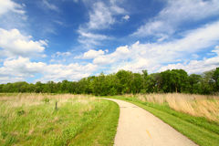 Blackhawk Springs Forest Preserve Royalty Free Stock Photos
