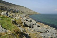 Blackhead, The Burren Stock Photo