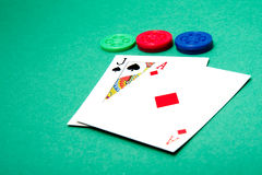 Blackjack! Stock Photos