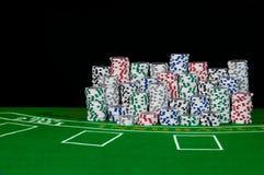 blackjack Στοκ Εικόνες