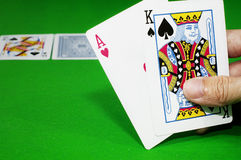 Blackjack Royalty Free Stock Photos
