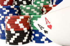 Blackjack Royalty Free Stock Image