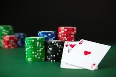 blackjack Fotos de Stock