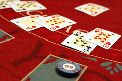 Blackjack Stock Photography