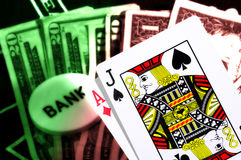 Blackjack Stock Photos