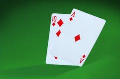 Blackjack! Royalty Free Stock Image