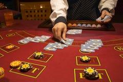 Blackjack Lizenzfreie Stockfotos