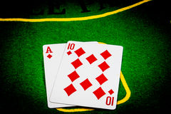 Blackjack Royalty Free Stock Images