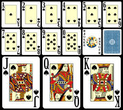 Blackjack Playing Cards [4] Stock Image