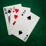 Blackjack Twenty One 5 - Square Stock Images