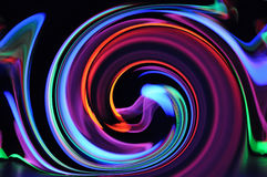 Blacklight Stockbild