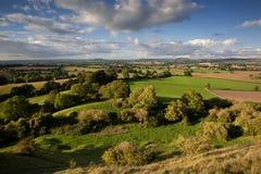 Blackmore dolina, Dorset, UK obrazy stock