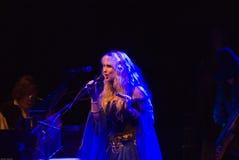 Blackmores Nacht - Candice Lizenzfreies Stockfoto