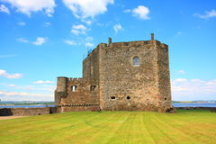 Blackness Castle Stock Images