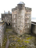 Blackness Castle 2. Blackness Castle, near Edinburgh, Scotland royalty free stock photography