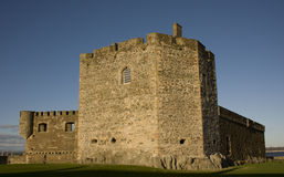 Blackness Castle Stock Photo
