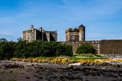 Blackness Castle, Firth of Forth, Scotland Stock Image