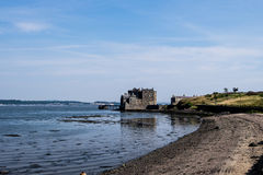 Blackness Castle on the Firth of Forth Stock Images