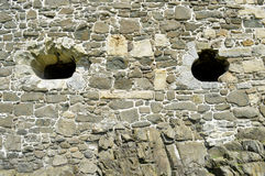 Blackness Castle Stock Photo