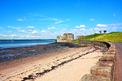Blackness Castle. Scotland Royalty Free Stock Photography