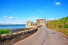 Blackness Castle in Scotland Royalty Free Stock Photography