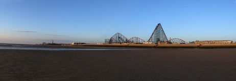 Blackpool Fotografia de Stock Royalty Free