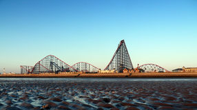 blackpool Royaltyfri Bild